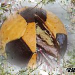 recette Gâteau ballon de foot