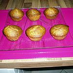 recette muffins aux raisins sec