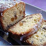 recette Cake au Raisins Secs et Cédrat Confit