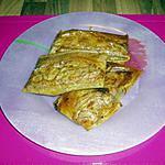 recette merguez  aux feuilles de brick