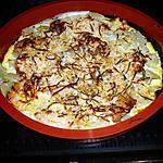 recette recette improvisé avec des blettes et du saumon fumé