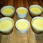 recette crème aux oeufs vanille (ducan)