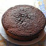 recette Gâteau leger au fruits rouges