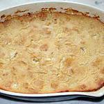 recette Crème pâtissière chaude avec des pommes