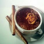 recette Dessert Glassé au café