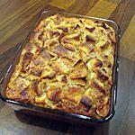 recette Clafoutis de pommes aux noisettes