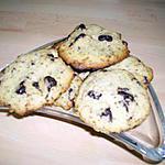 recette cookies choco-pralin