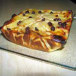 recette Petit gâteau léger aux poires et pépites de chocolat