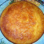 recette Gâteau moelleux à l'orange