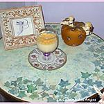 recette Mousse de Pamplemousse sur Lit de Spéculoos
