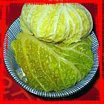 recette Chou vert farci au tofu aux herbes DUKAN