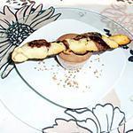 recette Torsade feuilleté-nutella