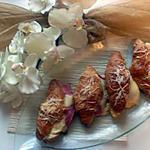 recette Croissant jambon fromage
