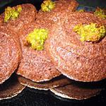 recette Gourmandises choco-pistaches
