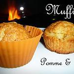 recette Ooo Muffin pommes & caramel ooO