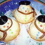 recette Bonshommes de neige coco