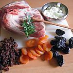 recette Méli Mélo d'agneau