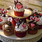 ~Cupcakes de la St-Valentin~