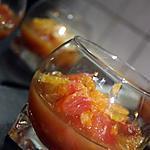 recette Salade d'agrumes à la cannelle