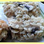 recette risotto au champignon