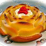 recette ROSE A L' EAU DE ROSE