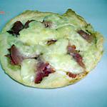 recette raclette sur pâte