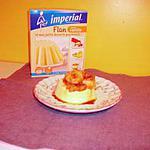 recette panna cotta vanille et bananes caramélisées