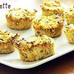 recette Petits flans aux légumes soyeux