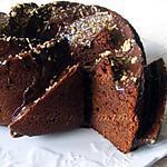recette Moelleux au chocolat & Nordic Ware