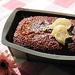 recette cake à la confiture de gingembre
