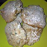 recette Biscuits diététiques aux fruits secs