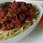 recette ~Sauce à spaghetti~