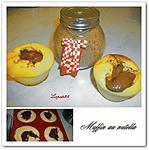 recette Muffin au Nutella