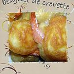 recette beignet de crevettes