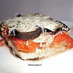recette Lasagnes poulet/aubergine/chorizo