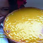 recette tarte au flanà la brioche allégée