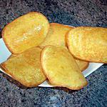 recette Tuiles à l'orange .....