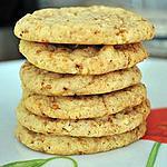 recette Biscuits moelleux croustillants au pralin