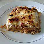 recette lasagne à la bolognaise bien crèmeuse