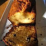 recette Cake aux baies de genièvre et marmelade de mandarines