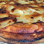 """recette Clafoutis poire-amande façon """"bourdaloue"""""""