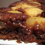 recette Crousti-fondant poires-pralinoise