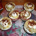 recette petites coupes douceurs d hiver