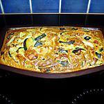recette cake salé aux courgettes et carotte