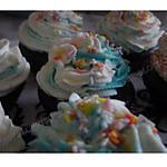 recette Cupcakes Chocolat fourrés au Pommes Caramélisées