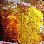 recette Gâteau au potimarron ,noisettes et amandes