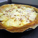 recette gateau de pomme de terre