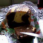 recette Marbré Vanille-Chocolat