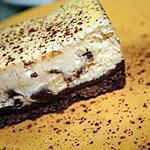 recette Cheesecake Stracciatella