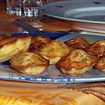 recette Apéritif : madeleines au saumon fumé